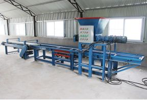 Auto artificial stone production line